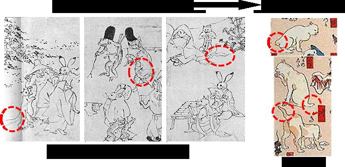 尾曲がりネコの歴史